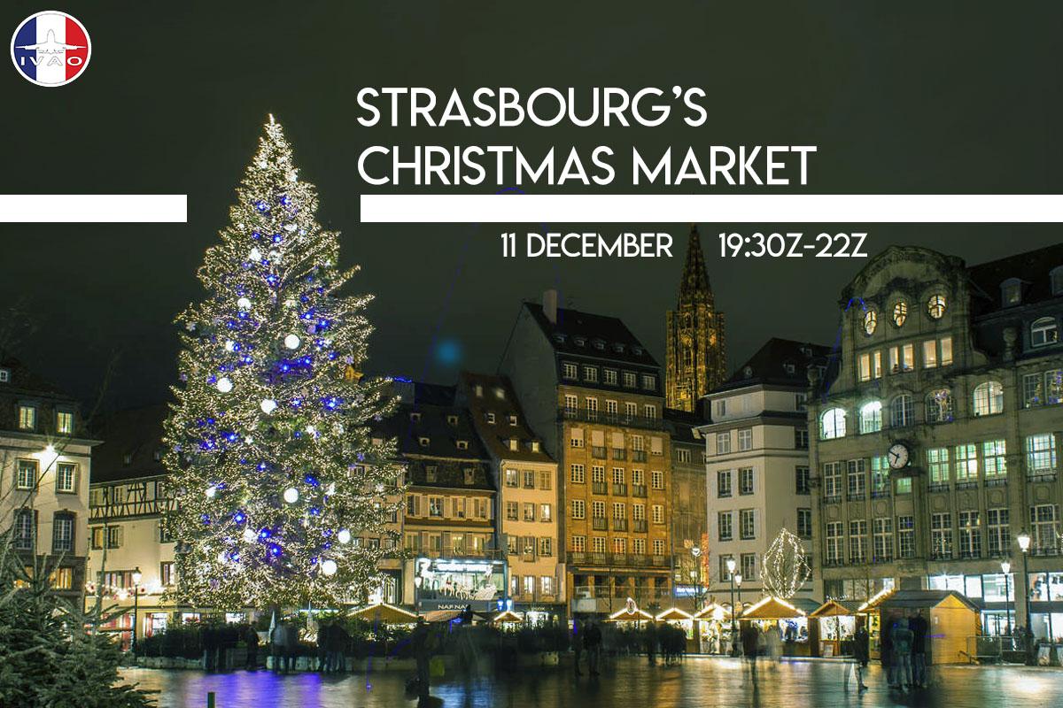 [FR] Strasbourg's Christmas Market